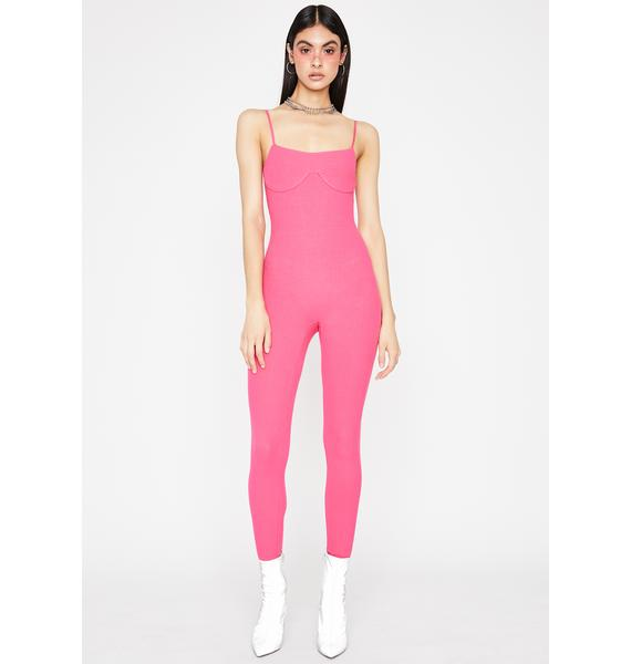 Serve Bawdy Underwire Jumpsuit