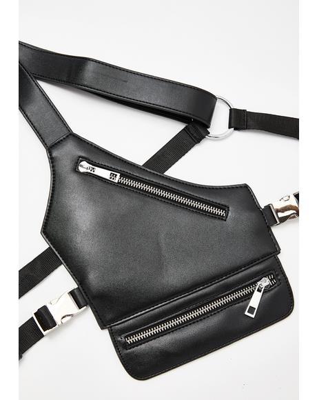 Revolution Starter Crossbody Bag