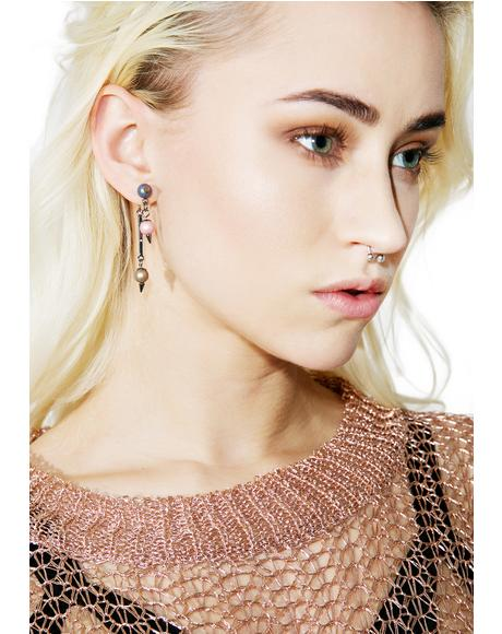 Solar Cycle Earrings