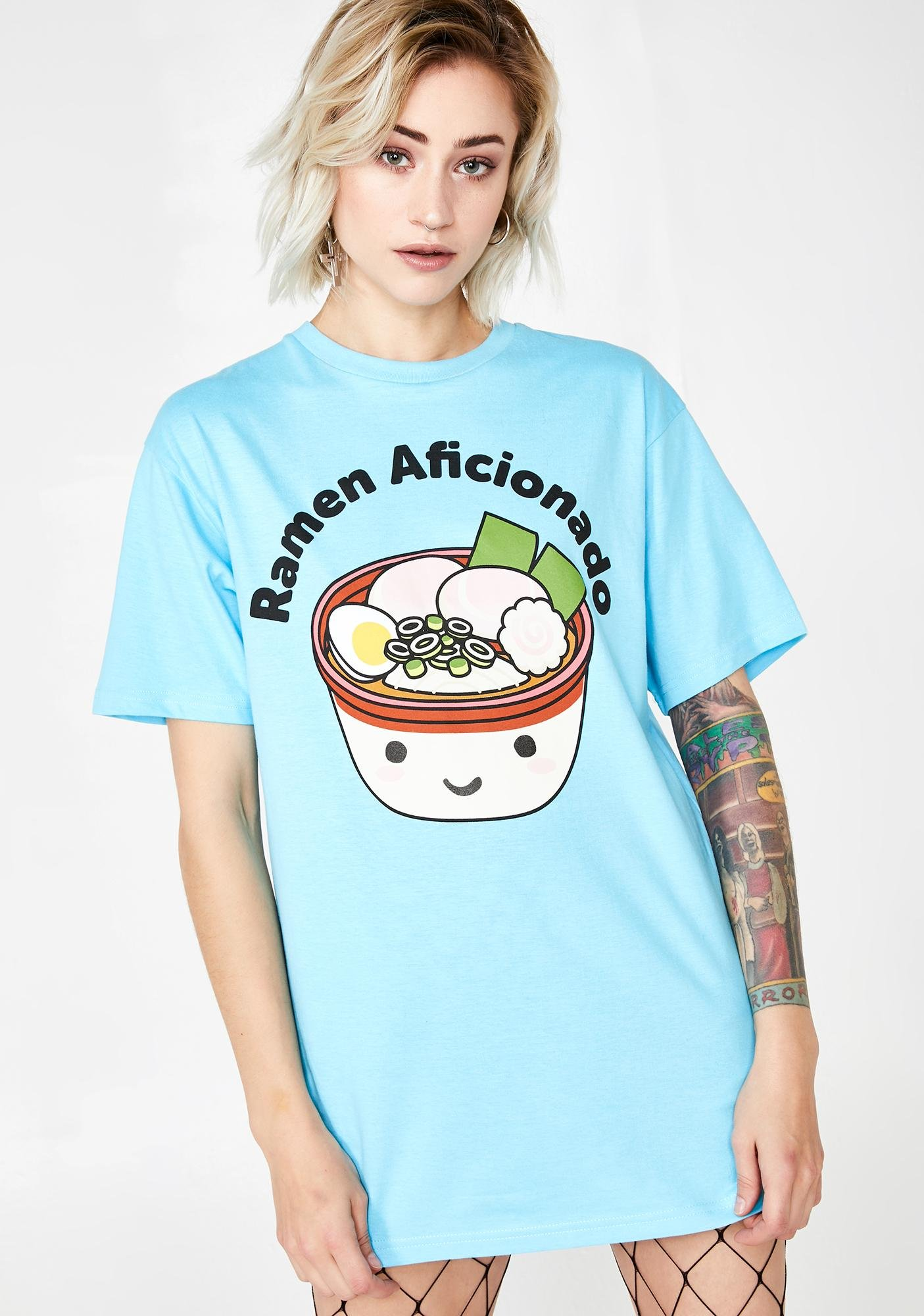 Goodie Two Sleeves Ramen Aficionado Graphic Tee