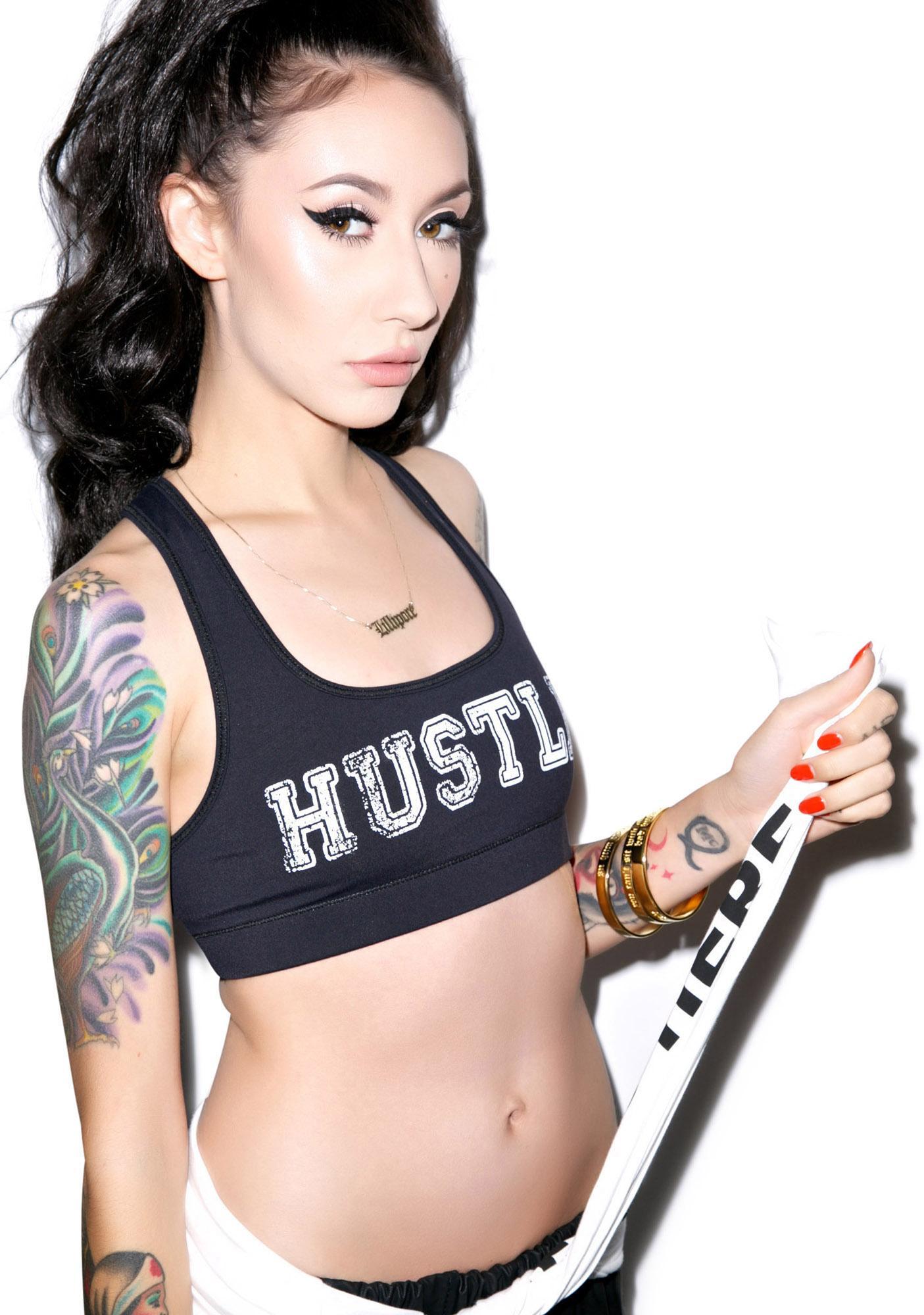 Stylestalker Hustle Sports Bra