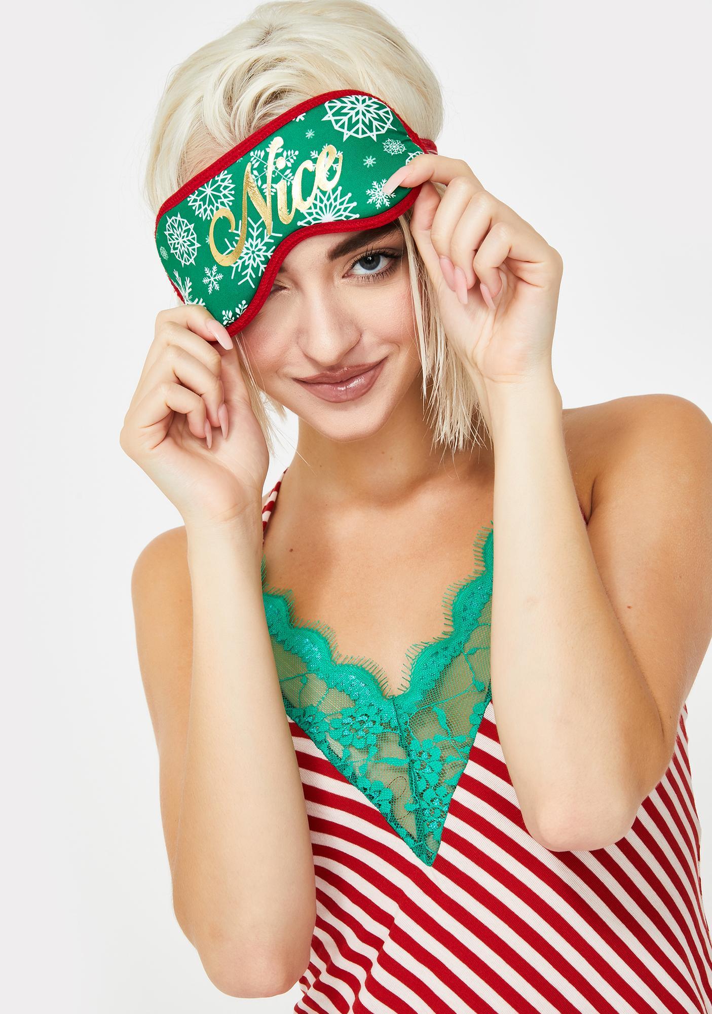 Merry Elf'n Xmas Lingerie Set