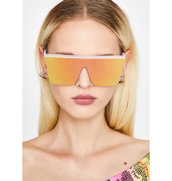 Xtreme Elementz Shield Sunglasses