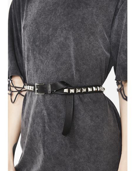 Kaia Studded Belt