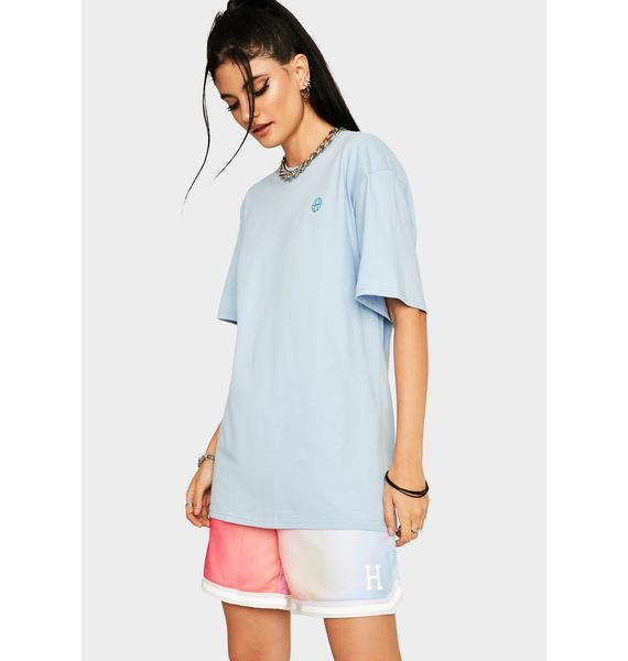 HUF Light Blue HUF Erotica Graphic Tee