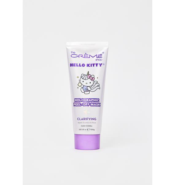 The Crème Shop Hello Kitty Peel Off Mask