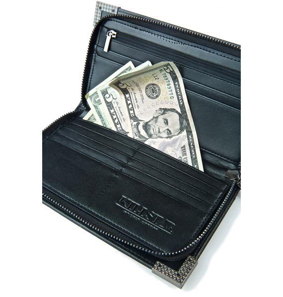 Killstar Dee Ceased Book Wallet