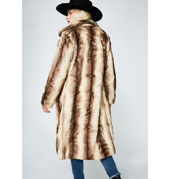 Expensive Taste Longline Coat