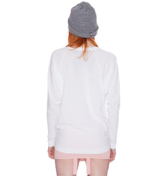 Chaser Long Sleeve Blondie Tee
