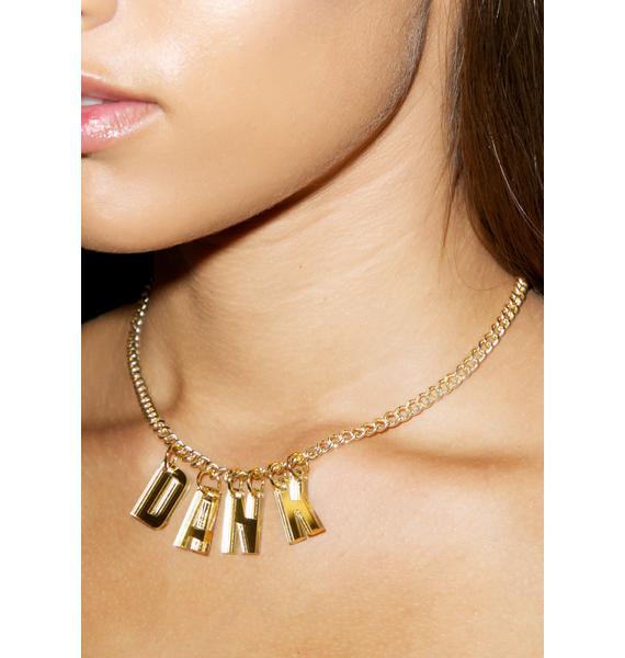 Trixy Starr Dank Chain Necklace
