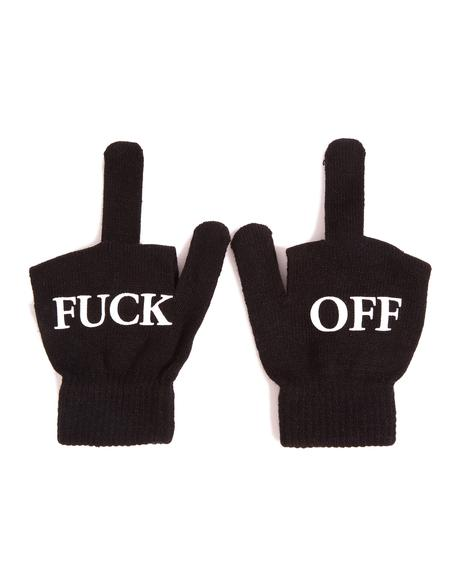 Cold Attitude Gloves