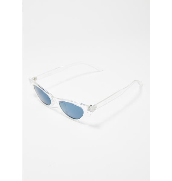 Infinite Icon Cat Eye Sunglasses