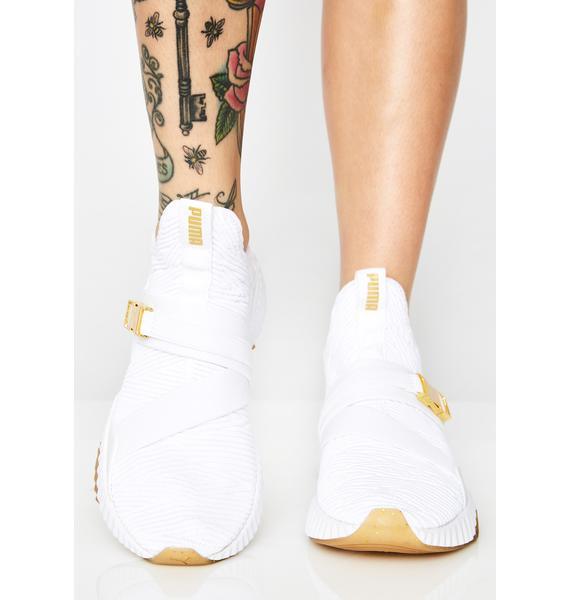 PUMA Defy Varsity Mid Sneakers