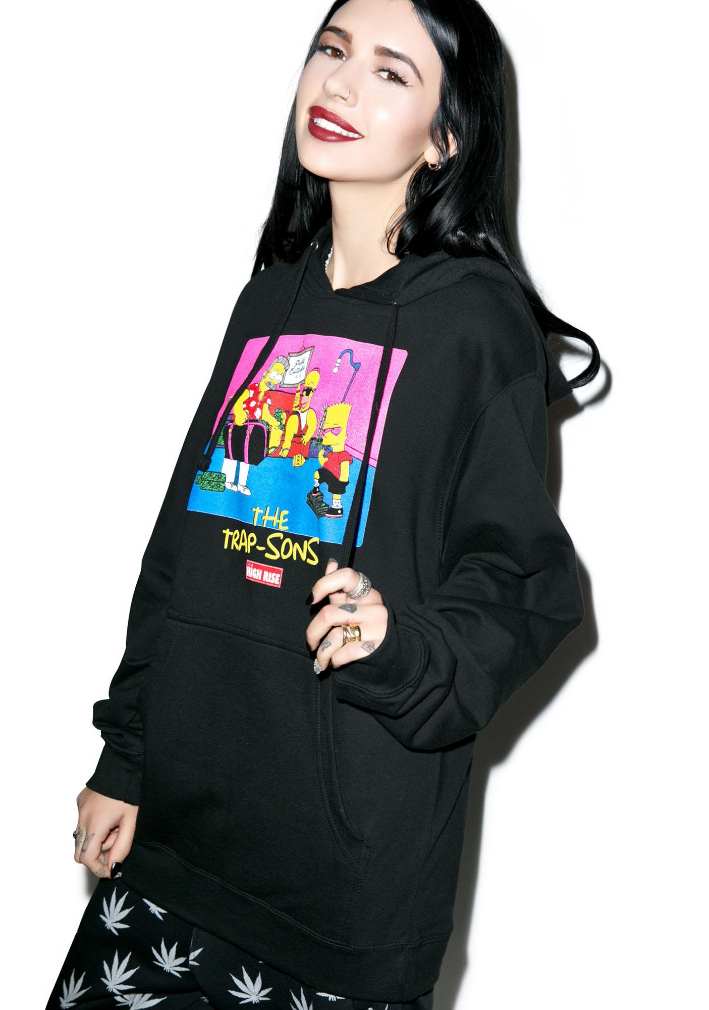 The Trapsons Hoodie