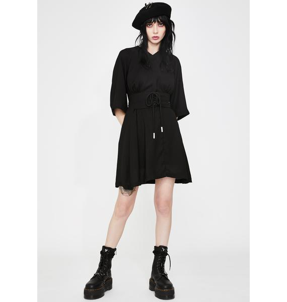 Disturbia End Zone Tunic Dress