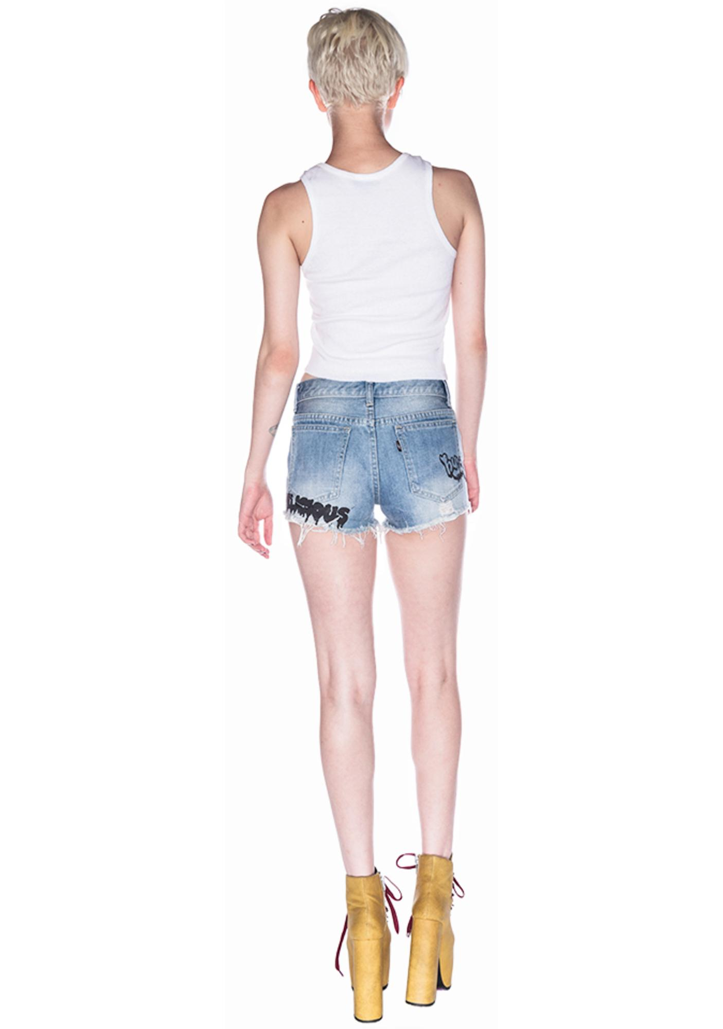 Joyrich Broadway Alley Shorts