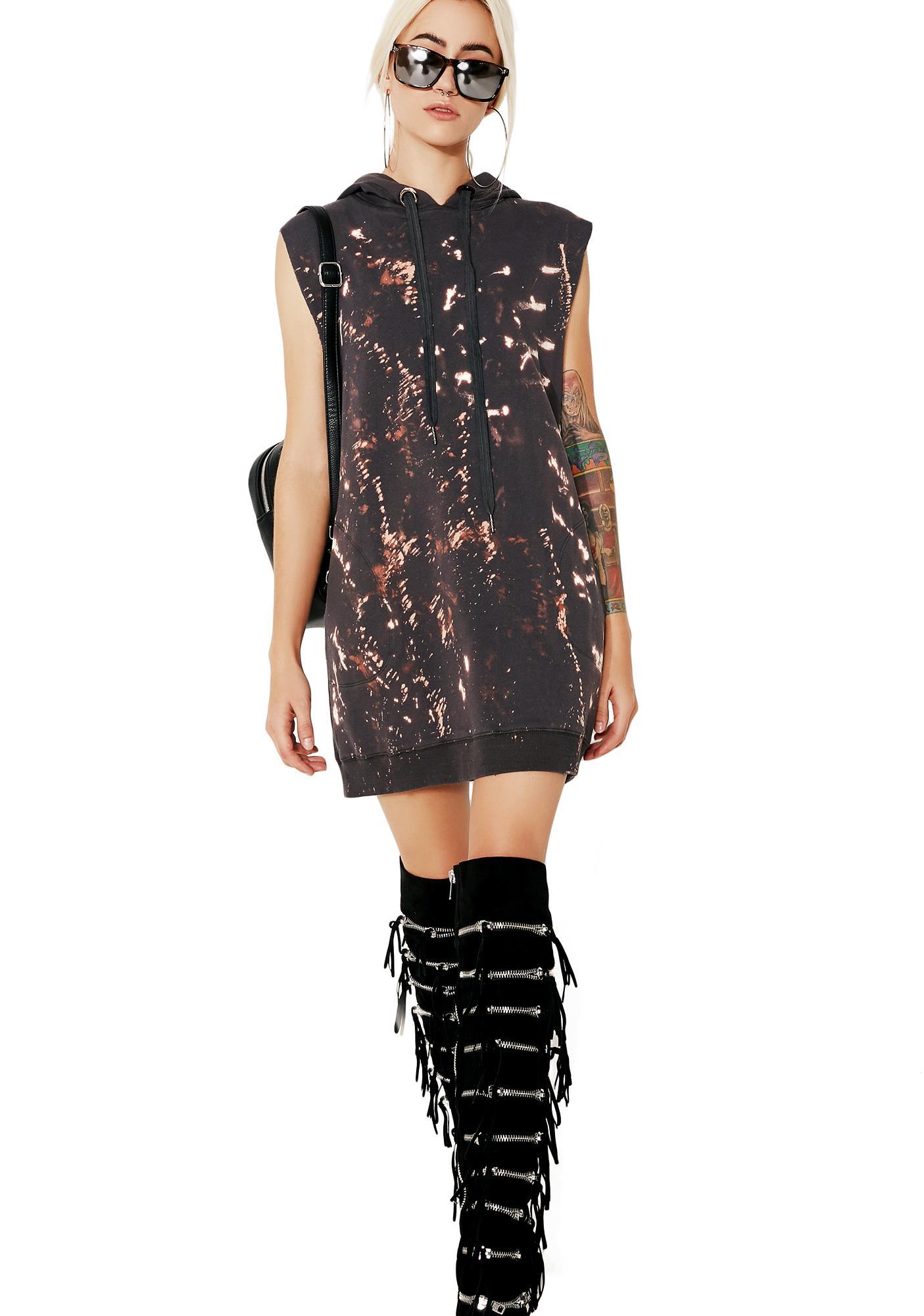 Built To Spill Hoodie Dress