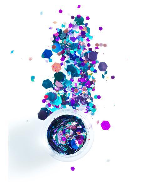 Chunky Multi Mix Face Glitter