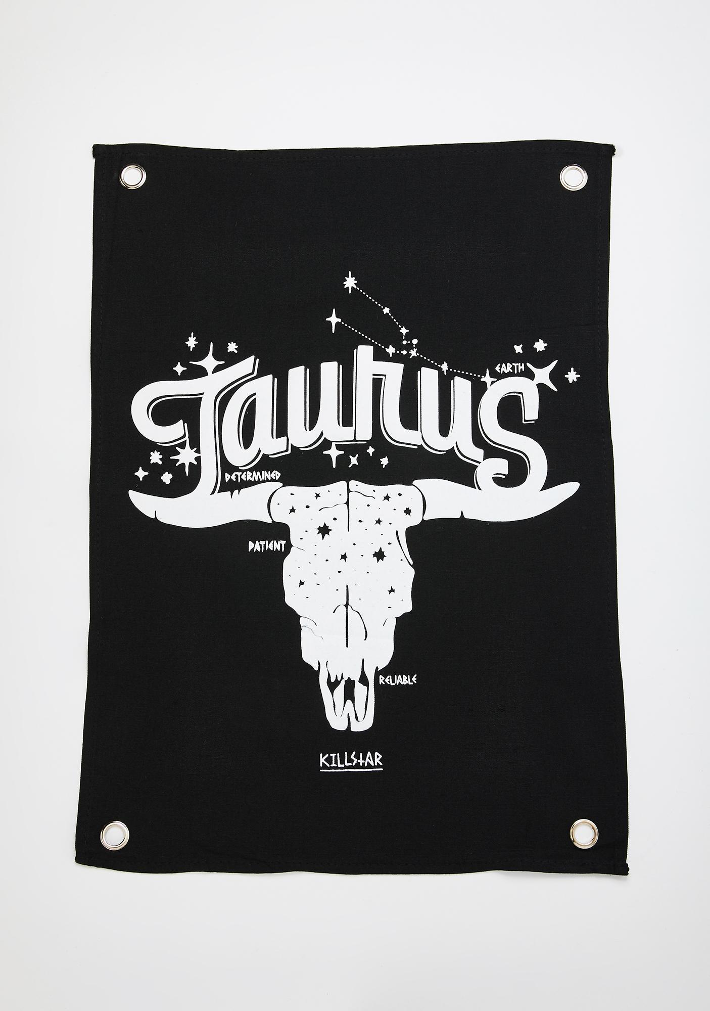 Killstar Taurus Mini Tapestry