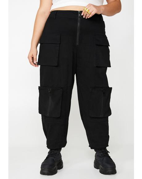 Honestly Get Real Cargo Pants