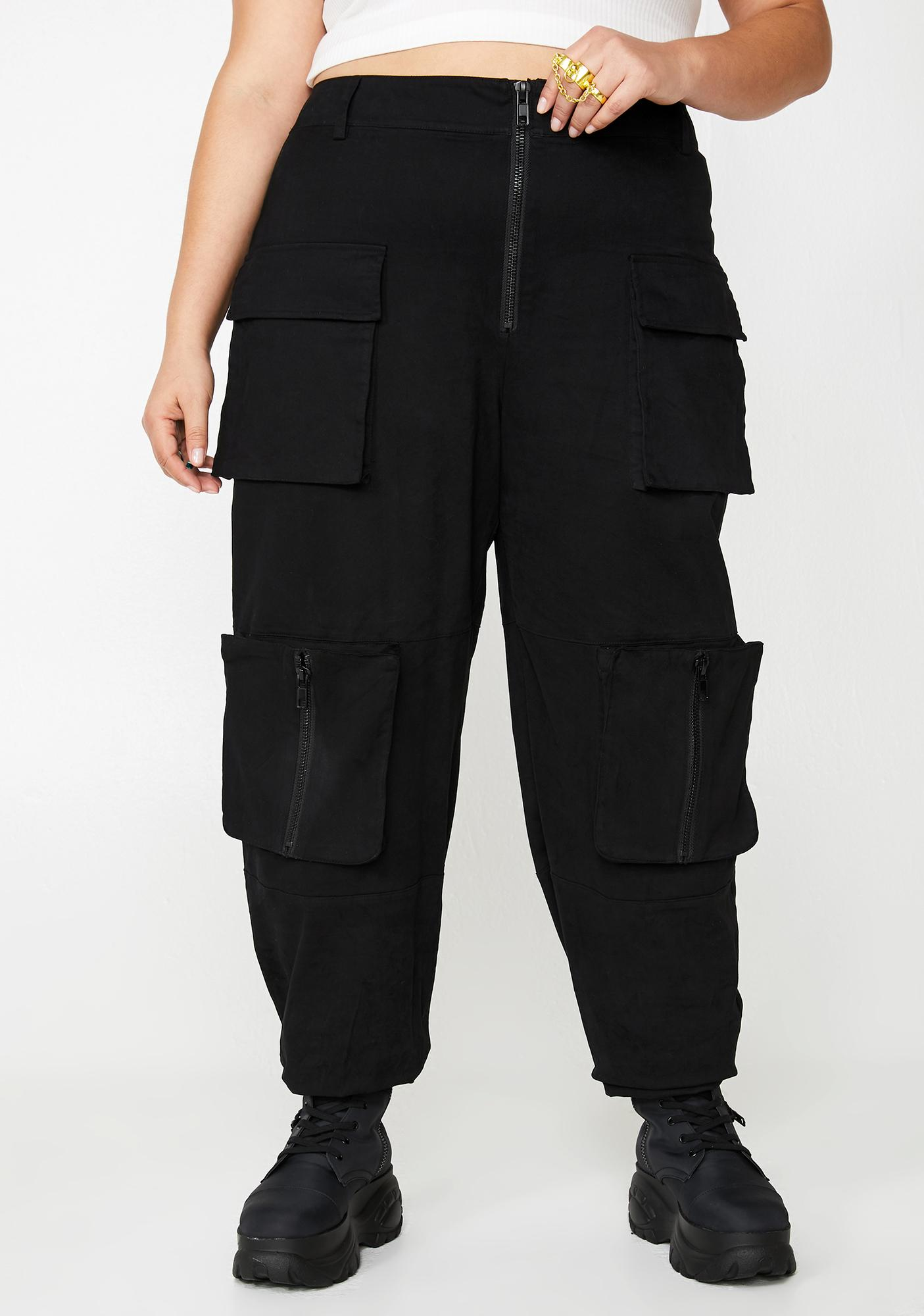 26b98f5b Honestly Get Real Cargo Pants