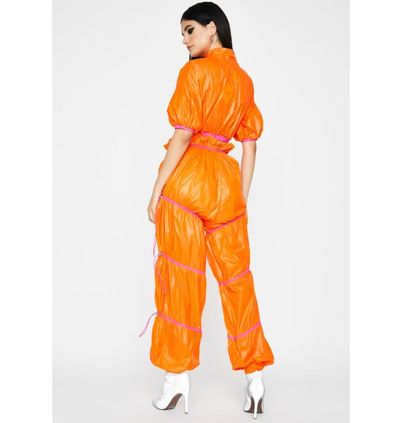 Call Me Extra Pant Set