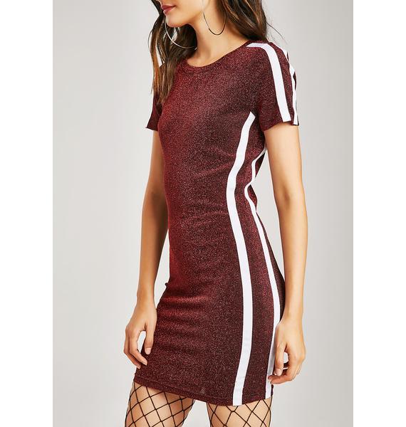 Swish Swish Sporty Dress