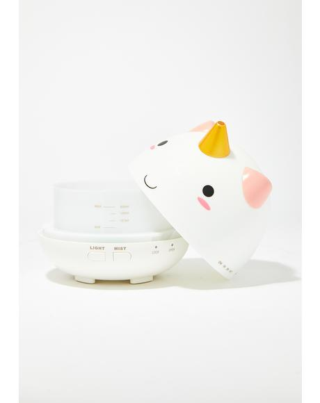 Elodie Unicorn Diffuser Ultrasonic