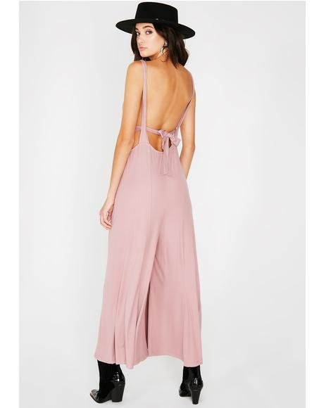 Got It Covered Flowy Jumpsuit