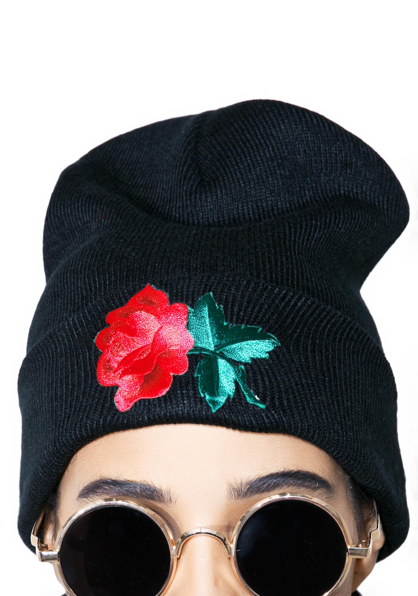 The Ragged Priest Redhead Beanie