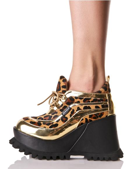 Richie Platform Sneaker