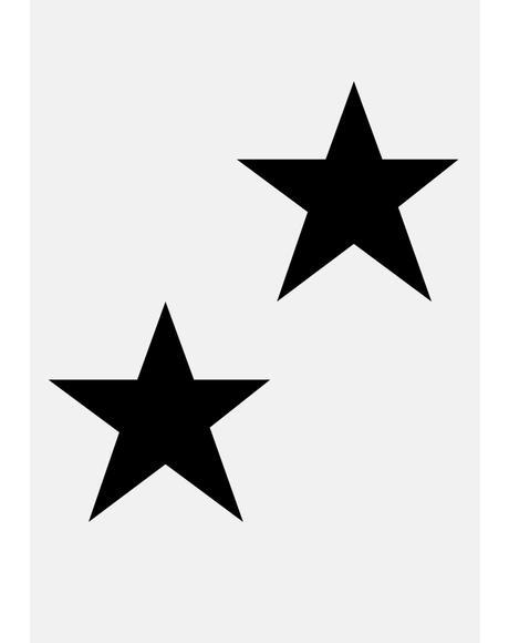 Make It Pop Star Stamp Marker