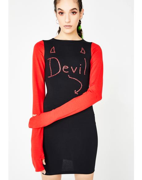 Devils Advocate Dress