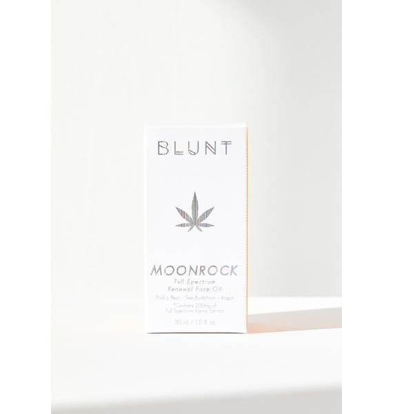 BLUNT Skincare Moonrock Full Spectrum Renewal Face Oil