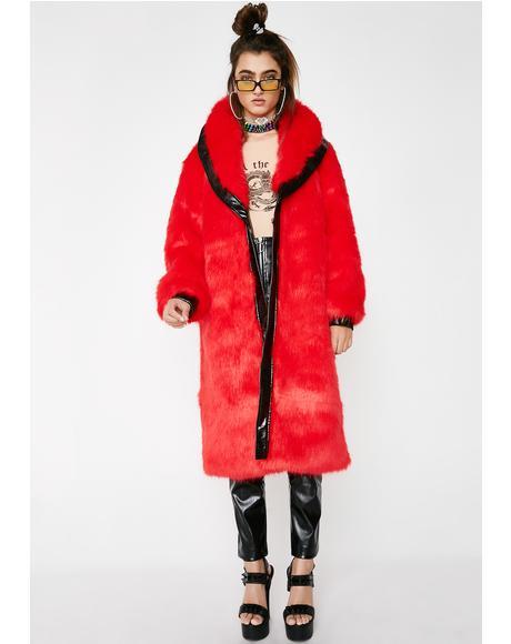 Bellatrix Fur Coat