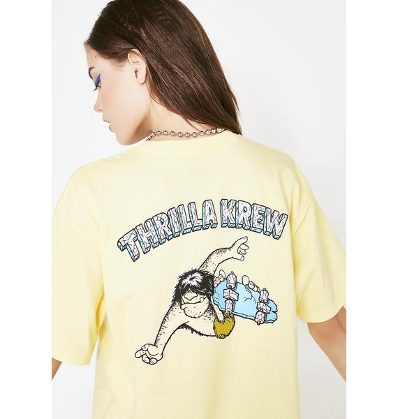 Thrillakrew Primal Pete Checker Thrilla Krew Tee