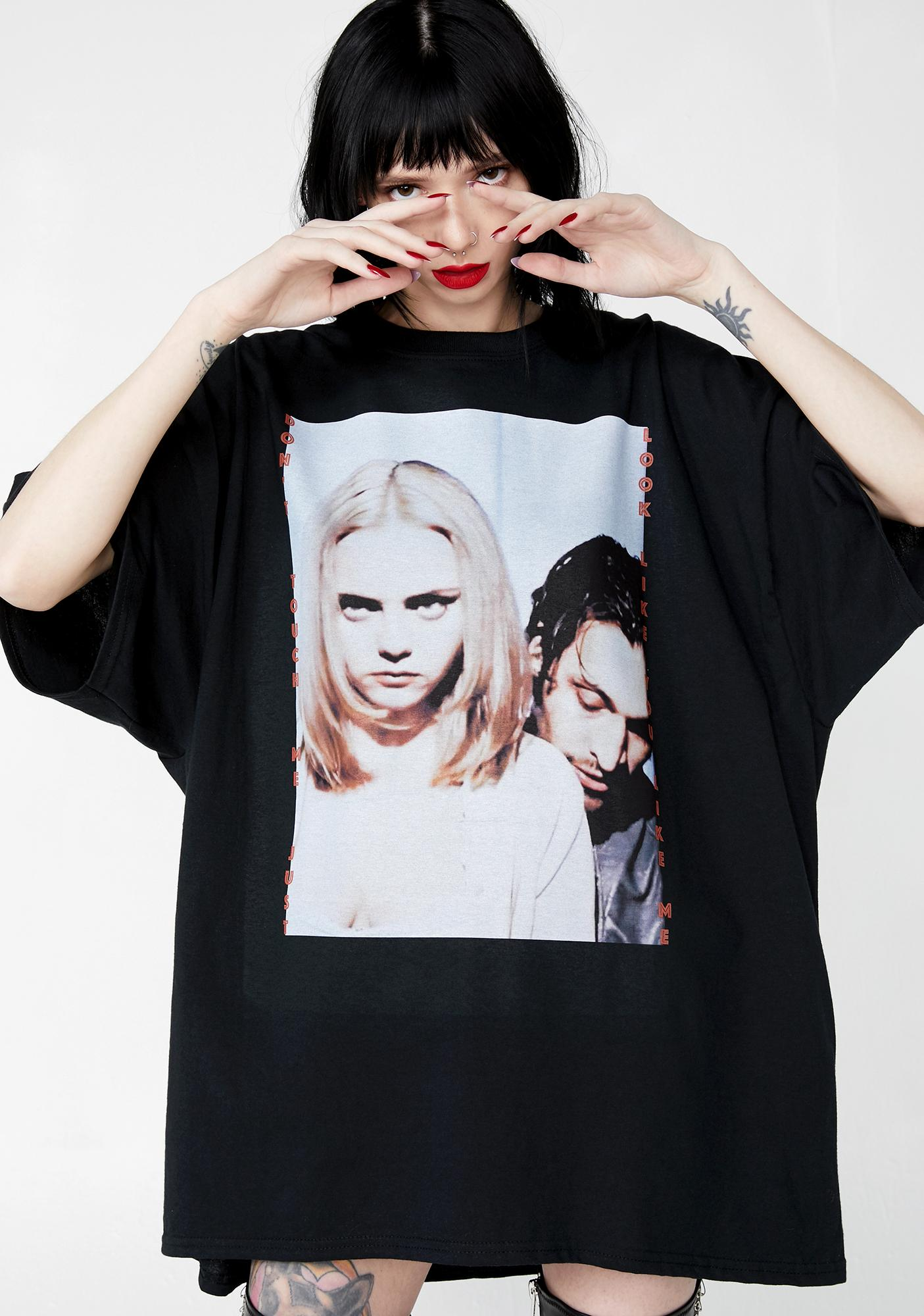 NYCXPARYS Don't Touch Me Tee