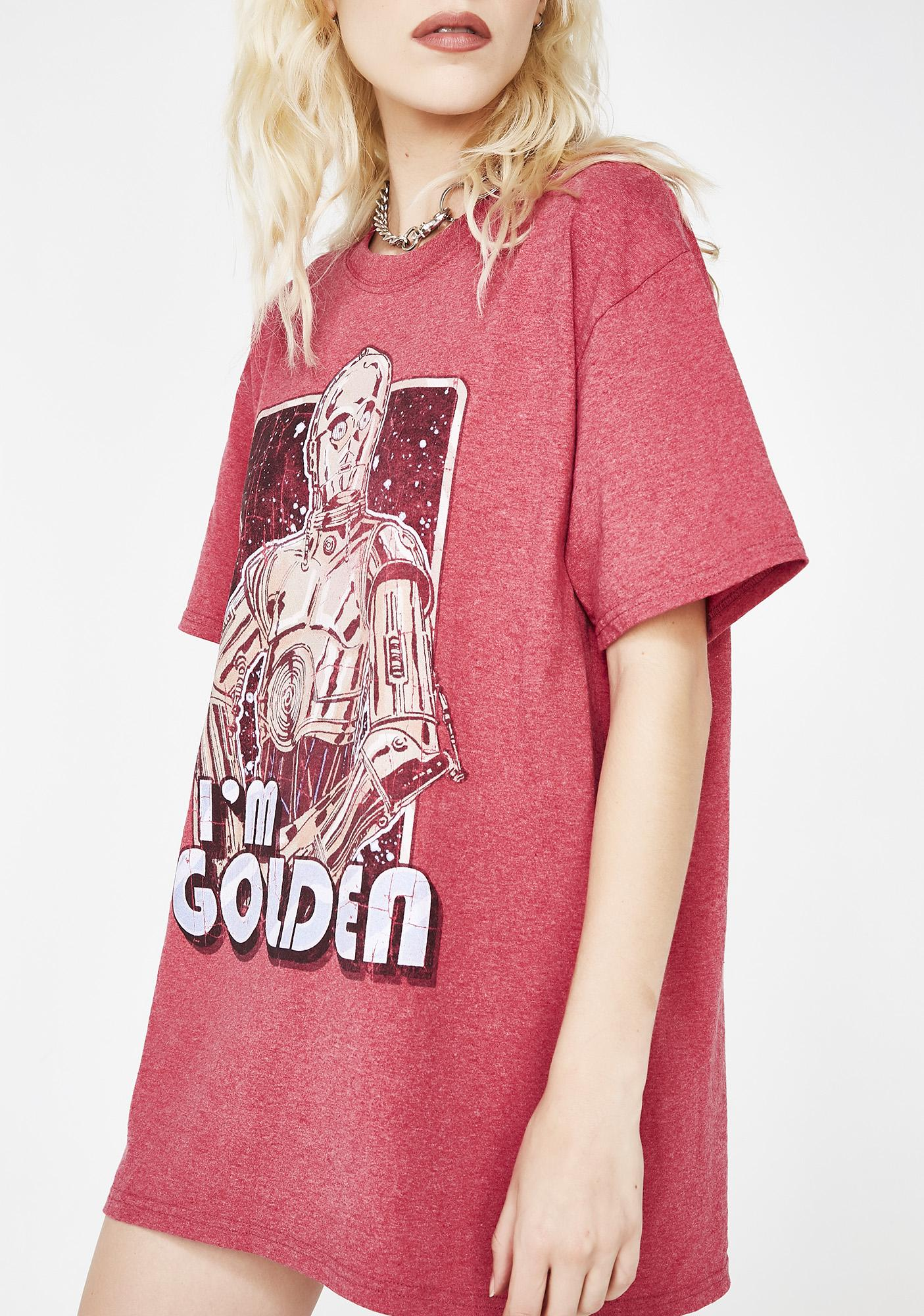 I'm Golden Graphic Tee