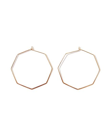 Theorem Hoop Earrings