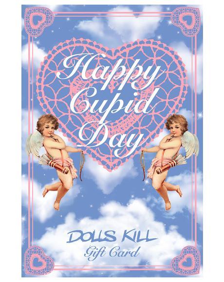 Cupid's Crush Gift Card