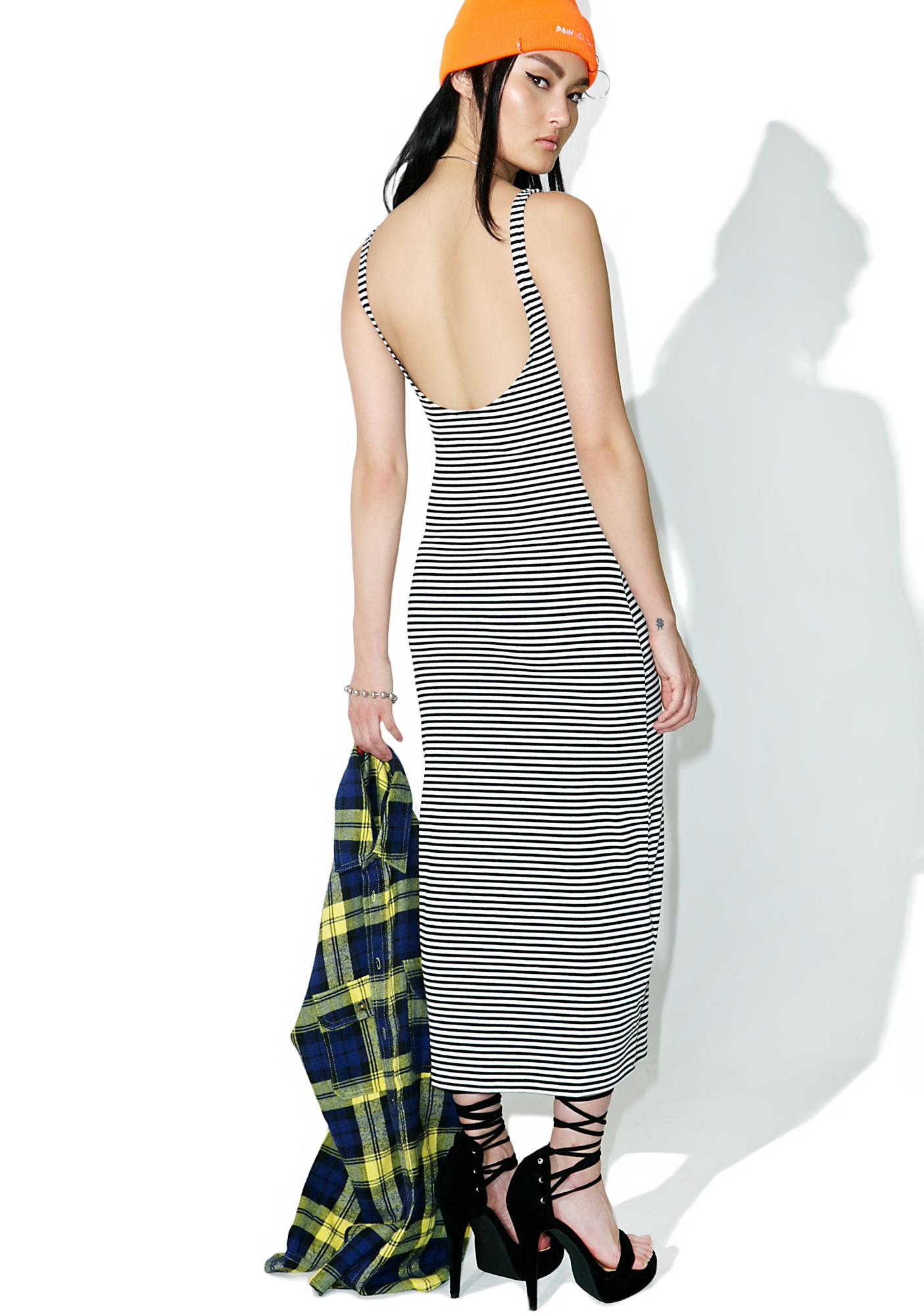 Motel Humbug Sierra Maxi Dress