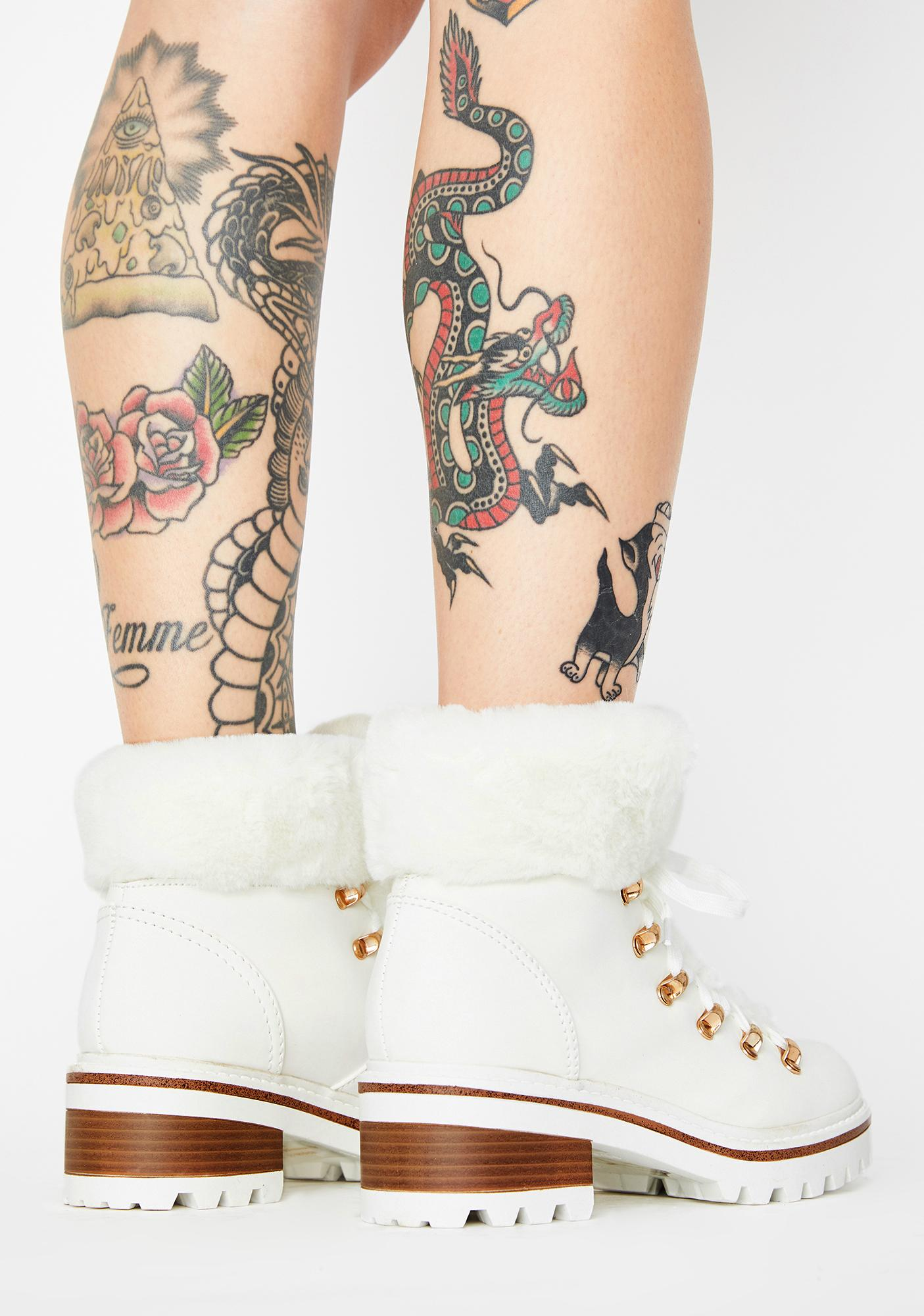 Blizzard Dare To Trek Ankle Boots