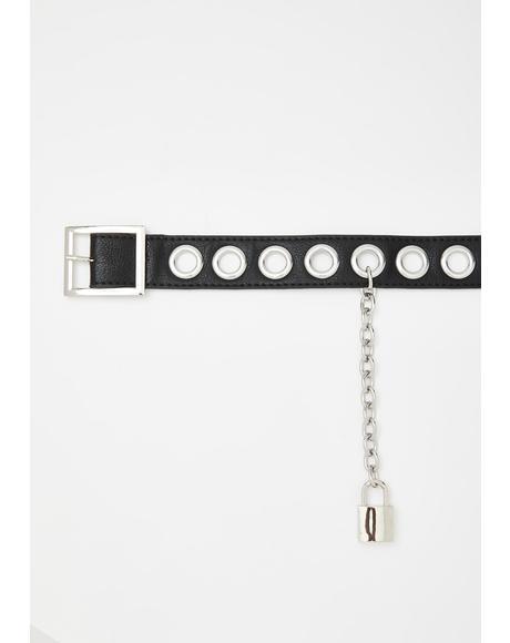 Pendulum Chain Choker