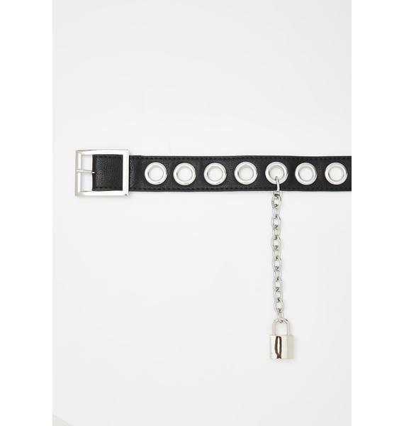 Disturbia Pendulum Chain Choker