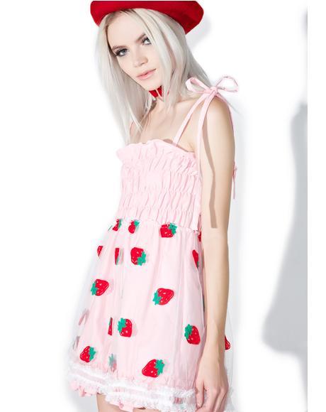 Play Date Smock Dress