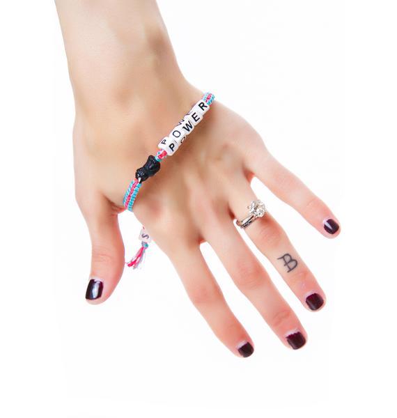 Venessa Arizaga Cat Power Bracelet