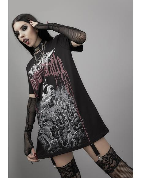 Ashes To Ashes Graphic Tee
