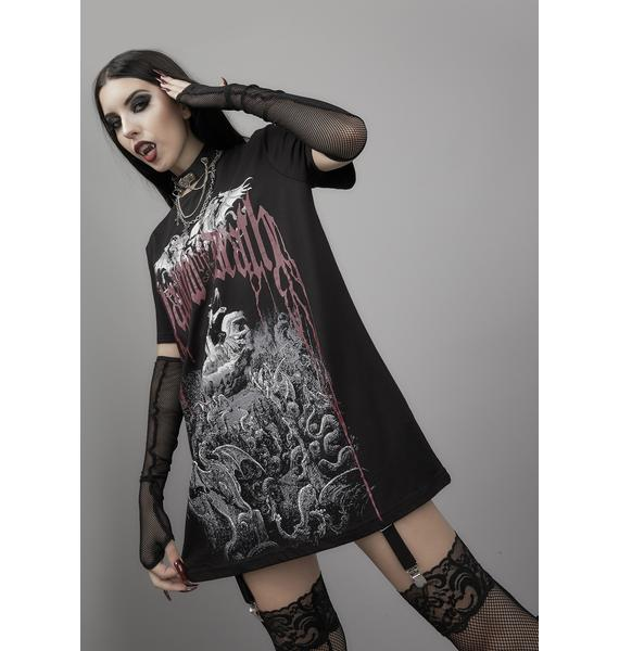 Widow Ashes To Ashes Graphic Tee