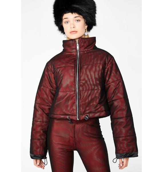I AM GIA Road Warrior Jacket