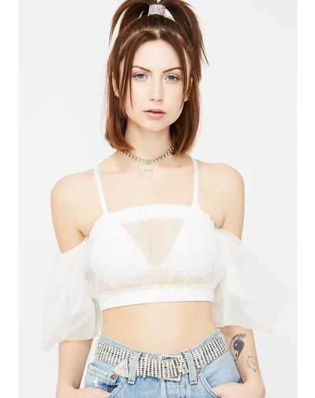 Break The Ice Crop Top